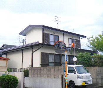遠賀郡M様邸外壁塗装リフォーム